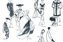 Fashion│Balenciaga: An Obsession / Every since fashion school, I've had a not-so-mild obsession with Cristobal Balenciaga. This is just a place to feed my hunger for vintage couture. / by Veronica Marché Miller