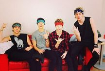 aussie idiots / The 4 boys who stole our heart! Be NICE only pin about 5SOS or u will be removed / by t a t i a n a