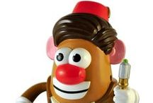 PPW Toys Dr. Who Collectible Toys / Mr. Potato transforms into Dr. Who