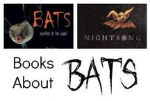Applicious Bat Ideas / Crafts, units, and lesson ideas for teaching about bats in the elementary classroom.