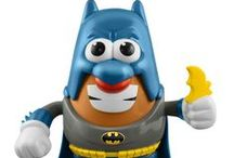 Batman / We love Batman! Here is a collection of our products and Pinterest posts! Batman Mr. Potato Heads have been - RETIRED
