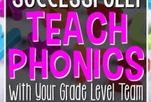 Applicious Phonics Ideas / Ideas for teaching phonics in the primary classroom and beyond!