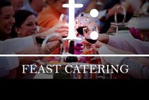 Weddings by Feast / Feast Catering helps create lasting memories.  An event people will talk about for years to come.... Yours. / by Feast Catering