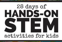 Applicious STEM and STEAM activities Ideas / Lesson ideas for bringing STEM and STEAM to your classroom.  Key Words: STEM, STEAM, science, stem, steam, stem lesson plans, stem ideas, stem classroom, stem activity, stem activities