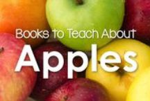 Applicious September Ideas / Ideas for teaching in September- apples, Johnny Apple Seed, and September 11th.