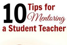 Supervising Teacher Resources / ideas, tips, resources, and helpful posts about being the best Supervising teacher for your student teacher.