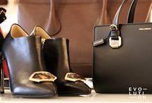 SCARPE CON TACCO / Le collezioni stivaletti, sandali, boots donna Evolution Botique Polignano a Mare www.evolutionboutique.com