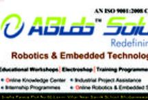 ABLab Solutions / ABLab Solutions is one of the best Robotics & Embedded system company in Eastern India. / by ABLab Solutions
