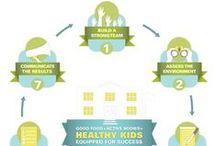 Health Infographics / The latest facts, infographics and resources related to school wellness and children's health.