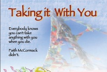 """Taking it With You - novel / A dying woman vows to leave her vast fortune to herself, to her reincarnation. """"Intoxicatingly delicious inspirational read.."""" Recent review on Amazon."""