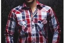 AU NOIR ranger / The AU NOIR highest quality men's dress shirts. Find them at www.mensdressshirts.ca