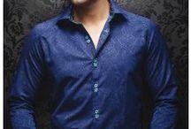 AU NOIR vitali / The AU NOIR highest quality men's dress shirts. Find them at www.mensdressshirts.ca