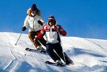 Ski travel / My places to ski