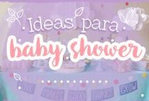 Ideas para Baby Shower / .