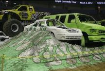 Monster Truck / Monster Truck shows will keep you on the edge of your seat!