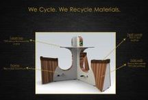 You Cycle. We Recycle Materials.