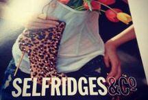 Selfridges & Co / Imogen Belfield jewellery features in the new Selfridges & Co 'Ten Years in the Bag ; 2003-2013' ! A beautiful publication ! #imogenbelfield #jewellery #Plasma #Ring #Cocktail #Nuggets #Necklace #GOLD #ROCKS #getyourrockson