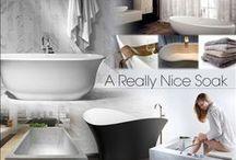 Vanity & Bathroom / Designing Water