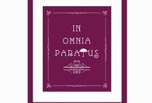 In omnia paratus