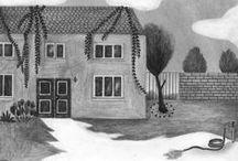 My work - Black and White / alessandradecristofaro.com