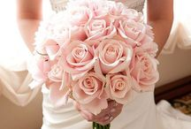 Pink / Wedding pink bouquet