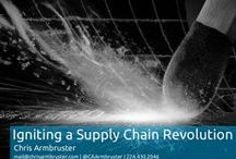 Supply Chain Management / Supply chains fall short of their potential by accident, but they become world-class on purpose.