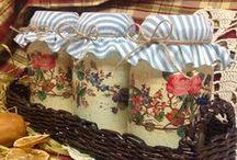 Текстиль для кухни /  не только практичен и необходим, он еще является и стильным дополнением, добавляя в интерьер цвет