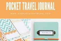 Documented Travels / Fun ideas and ways to document your vacation trips!