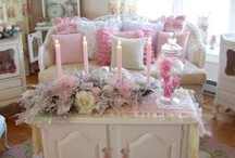 Shabby Decor / Chic and Shabby home decor / by Tammy Turner
