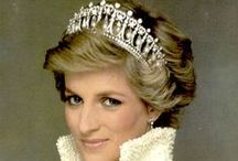Queens / Princess / Tiaras / by Tammy Turner