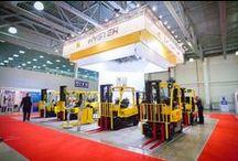 ITFM 2013 / Международная выставка по складской технике и оборудованию, внутрипроизводственной логистике и автоматизации, аналог выставки CeMat в Германии, 24-27 сентября. Более 260 компаний из 22 стран.