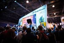 Игромир 2013 / «Игромир» - это первая в России полномасштабная выставка для всех любителей интерактивных развлечений: компьютерных игр, игр для консолей, мобильных телефонов и других платформ. Это увлекательная экскурсия по виртуальным мирам и реальным эмоциям, возможность раньше других оценить игровые новинки и своими глазами увидеть тех, кто их делает.