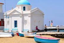 Mediterranean Travel Spots