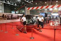 HeliRussia 2014 / Уникальный срез вертолетной индустрии показали 212 компаний из 20 стран. С 22 по 24 мая единственная международная выставка в России привлекла внимание посетителей экспозицией вертолетной техники, бортового и наземного оборудования.