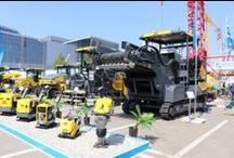 CTT 2014 / Выставка строительной техники и оборудования №1 в России и странах СНГ собрала профессионалов с 3 по 7 июня. Более 1000 компаний и 130 тыс. кв. метров