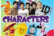 Characters / Character Branded Products available on www.Play-Rooms.com  Childrens Bedding, Duvet Sets, Toddler Beds, Curtains, Toys, Wallpaper and Childrens bedroom and play room decor.  Visit http://www.play-rooms.com/characters-10-c.asp