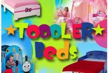 Toddler Beds / All our Toddler beds currently available on the Play Rooms website