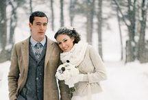 Téli esküvő inspirációk
