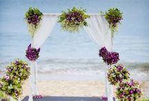 Tengerparti esküvő inspirációk