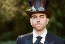 Steampunk esküvő inspirációk