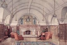 Arts & Crafts Movement / Timeless Architecture and Interiors