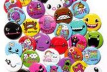badges pins pinback buttons enamel pin