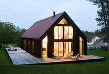 Deck / Om huis