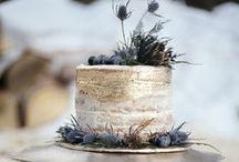 G A T E A U X // Gâteaux de mariage / Tableaux d'inspiration pour finir sur une bonne note