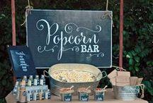 A N I M A T I O N // Bars & Co / C'est l'occasion de se démarquer et d'apporter un peu de twist au traditionnel bar à bonbons