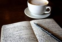 writing, drawing & journal