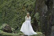 Iceland wedding / Iceland has become very popular wedding destination. We collect our photo shoots and real weddings here to inspire you. Every photo shows that Iceland wedding is very good idea.