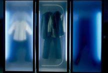 Modemuze | Blue Jeans / Fotoboard gecreeerd naar aanleiding van de Blue Jeans tentoonstelling in het Centraal Museum Utrecht (2011).  Photoboard created for the Blue Jeans exhibition in Centraal Museum Utrecht (2011).