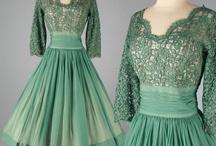Fashions - 1950 - 2000 / by Nancy Worden Geisel