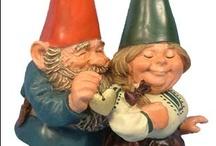 Illustrations...Gnomes / by Janet Klingler